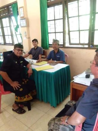 Pengambilan formulir Pendaftaran calon Perbekel Bukti Periode 2019-2025