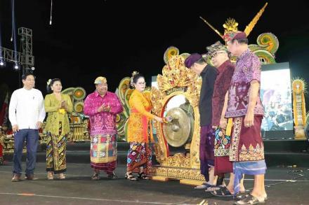 Pembukaan Gelaran Buleleng Festival (Bulfest) yang ke VII