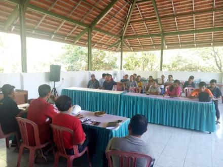 Pentuan TPS dan Penetapan Anggota KPPS untuk Kegiatan PIlkel 2019