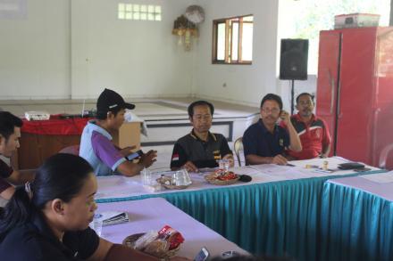 Rapat Pleno Penghitungan Suara dan Penetapan Calon Perbekel Terpilih Periode 2019 - 2025