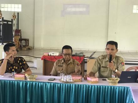 Bimtek Peningkatan Kapasitas Aparatur Desa dan BPD