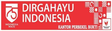 DIRGAHAYU KE-75 REPUBLIK INDONESIA.