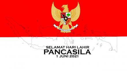 Selamat Hari Lahir Pancasila 1 Juni 2021